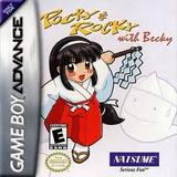 Pocky & Rocky with Becky (Game Boy Advance)
